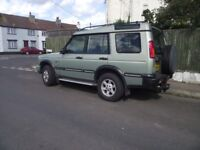 LAND ROVER DISCOVERY TD5 GS 2003 Spares or Repair