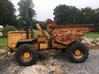 Barford SX7000 Dumper