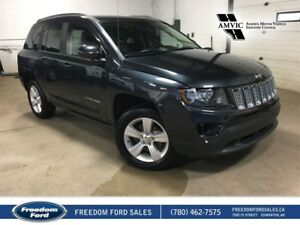 2015 Jeep Compass Air Conditioning, Leather/Cloth Seats