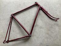 "Rare 60/70's Classic Vintage Carlton Reynolds 531 Cycle Frame 22 ½""."