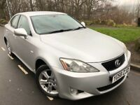 2008 58 Facelift Lexus IS 220 D 6 speed 177 bhp # cruise control # cheap insurance