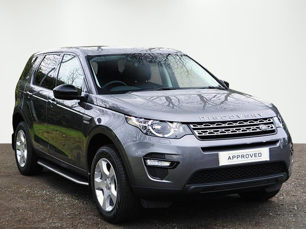 land rover discovery sport td4 pure special edition grey. Black Bedroom Furniture Sets. Home Design Ideas