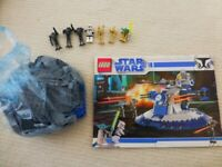 Lego Starwars 8018 Armored Assault Tank 100% complete