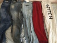 Designer trousers joblot