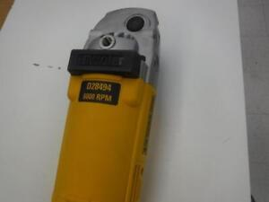 "Dewalt 7/9"" Angler Grinder for sale. We buy and sell used goods. 116181 CH703404"