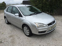 2008 ford focus 1.8 tdci diesel low mileage LONG mot £130 Year Tax new tyres, pads and disks tow bar