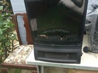Fire Place Style Heaters, Good Condition