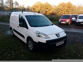 Peugeot Partner 1.6 HDi S L1 850 4dr Clean Van, No Vat , New Clutch