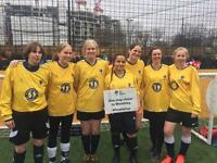 New Ladies 5-a-side football league