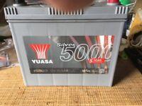 Yuan car battery HSB. 03. 12v 48AH 430A