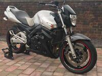 Suzuki GSR 600 *price reduced* ( not bandit er6n, fazer )
