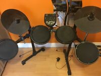 Electric drum kit for sale! Excellent condition