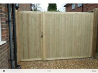 Fencing Gates Decking excellent prices free quotes no job to big or small