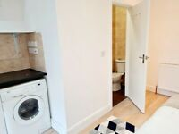 ENSUITE ROOM FOR COUPLES ALL BILLS INCLUDED 5 MINS WALK TO CRICKLEWOOD STATION NW26SB