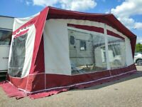 AWNING - Bradcote Classic IN EXCELLENT CONDITION £350 ONO