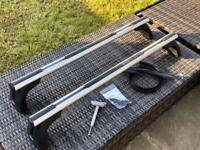 BMW Roof Bars to fit 1 Series E82 / E87 also fit E90 3 series
