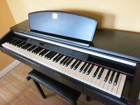 YAMAHA CLAVINOVA CLP-130 ELECTRONIC PIANO