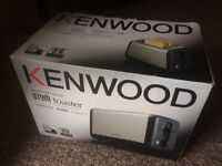 Kenwood atom toaster 2 slice