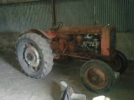 Universal 4 Nuffield tractor