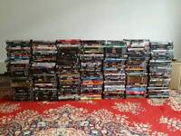 284 dvds! Some collections/boxed sets