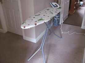 Ironing Board with new cover