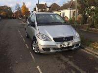 2006 / 56 MERCEDES BENZ A CLASS A150 SPECIAL EDITION 5 DOORS LOW MILEAGE