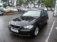 2007 07 BMW 3 SERIES 2.0 320D SE 4D 161 BHP **** GUARANTEED FINANCE **** PART EX WELCOME ****