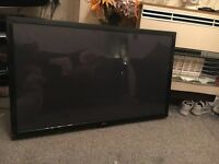 "LG 42"" plasma tv with remote lg42pn450b model"