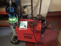 Welder Sealey mightymic 190 with CO2 bottle