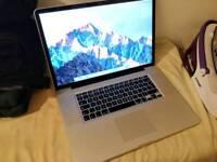 2011 APPLE MACBOOK Pro 17 inch Intel i7 8gb 500gb professional laptop 17 inch