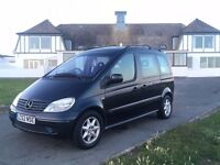 MERCEDES VANEO 7 seater clean car long MOT