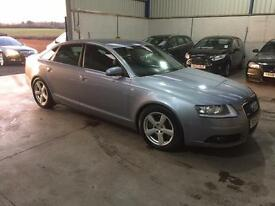 2008 Reg Audi A6 3.0 tdi s-line Le Mans Quattro automatic guaranteed cheapest in country