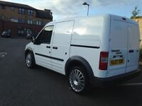 FORD TRANSIT CONNECT 07 REG TDCI TWIN LOADING DOORS