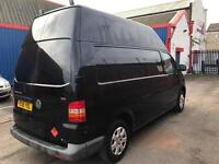 VW T5 TRANSPORTER HIGH TOP HI ROOF **AIR CON** NO VAT****