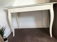 HEMNES White dressing table.