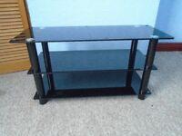 rectangular tv stand
