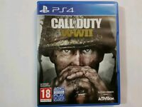 CALL OF DUTY WW2 £25 NEW CONDITION