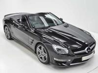 Mercedes-Benz SL SL63 AMG (black) 2014-06-26