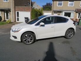 Citroen DS4 2.0 HDi DStyle 5dr. Reduced for Quick Sale. High spec. Economical 1st to see will buy