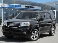 2013 Honda Pilot EX-L DVD,Leather,Clean Car Proof