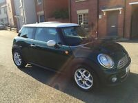 MINI 1.6 TD COOPER DIESEL LONDON 12 EDITION 3dr! 12 MONTHS MOT! BMW ENGINE! SMART CAR!!
