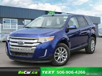 2013 Ford Edge SEL REDUCED | AWD | PANORAMIC SUNROOF | HEATED... Saint John New Brunswick Preview