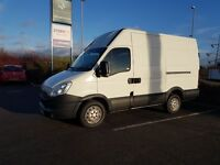 Iveco daily 2.3 Great condition, fitted alarm system low mileage no vat