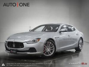 2014 Maserati Ghibli SQ4 | NAVI | CAMERA | ALL WHEEL DRIVE