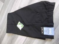 Boys school trousers brand new 9-10 yrs