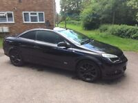 Vauxhall Astra Twintop 1.8 2009 with LPG conversion