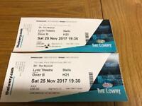 2 Tks Elf The Musical 25th Nov 17 The Lowry