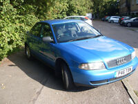 A4 1.9TDi Saloon 4 door upto 60mpg New Belts and many other new parts very reliable.