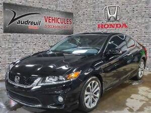 2014 Honda Accord EX-L-NAVI V6*IMPECCABLE*