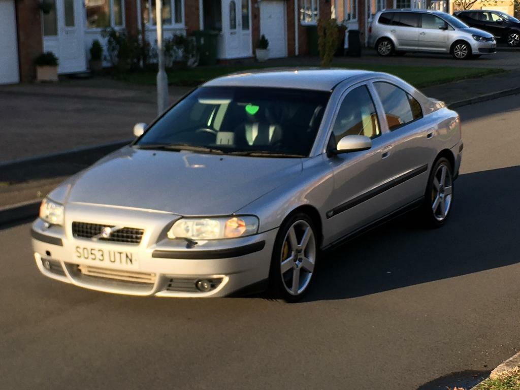 2004 VOLVO S60R 4WD 300BHP VERY RARE ORIGINAL CAR VERY LOW